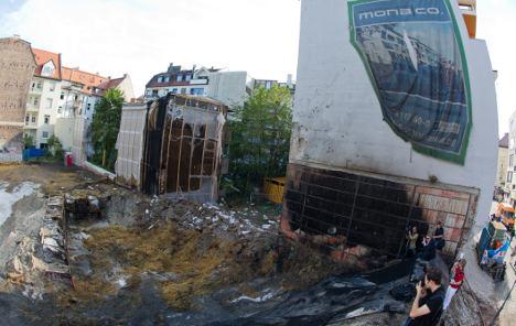 Munich WWII bomb could have damaged buildings