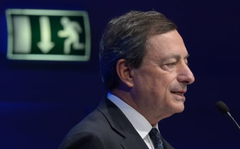 European Central Bank head will talk with MPs