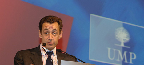 Sarkozy succession becomes two-horse race