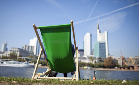 Rain eases as Germany catches last rays
