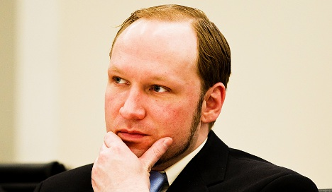 Breivik emails published in new book in Norway
