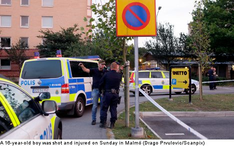 Daytime shootings on the rise in Sweden: report