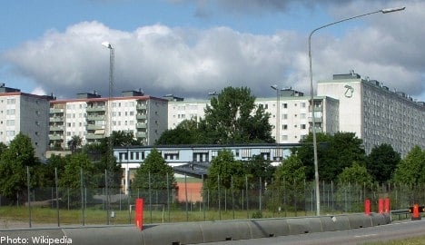 New millions to troubled Swedish suburbs