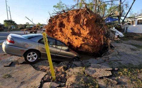 Scientists decry insurer's extreme weather claims