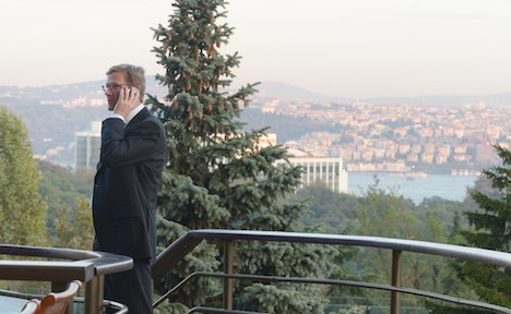 Westerwelle in Turkey to calm Syria tensions