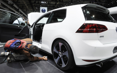 VW: Golf special offer not bad for prices