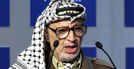 Arafat's widow probed by French police