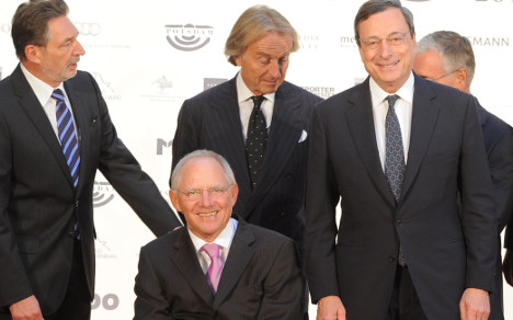 ECB: Crisis nations have lost their sovereignty