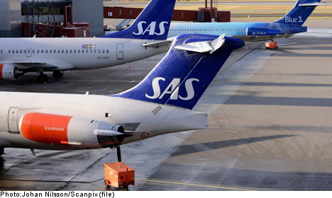 SAS in talks while staff prepare for bankruptcy