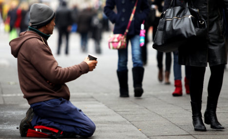 Government 'massaged' poverty report