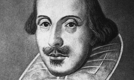 Germans gay about sexy Shakespeare sonnets