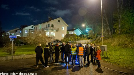 Man to face remand for Gothenburg kidnap
