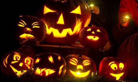 Halloween sweet thefts keep cops busy