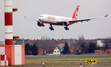 Air Berlin co-pilots paid near poverty level