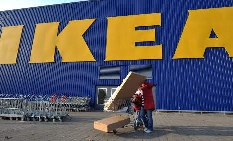 Ikea's record sales lead to expansion