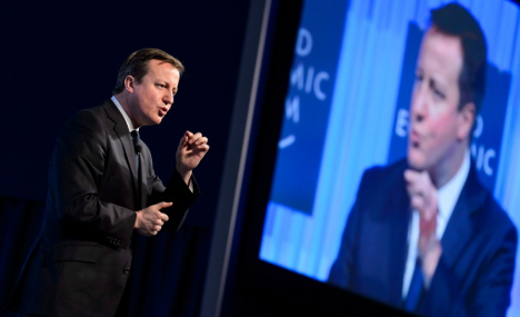 Bavarian conservatives: Cameron is right on vote