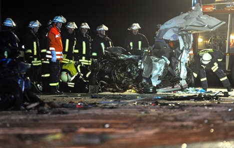 Truck driver flees scene of fatal A1 accident
