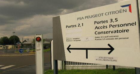 French court 'suspends' Peugeot job cuts plan