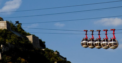 Greens tout cable cars for Geneva suburbs