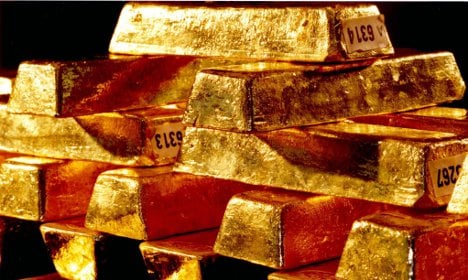 Bundesbank to repatriate gold from Paris and NYC