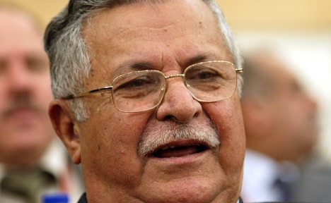 Iraq's PM recovers well in Germany