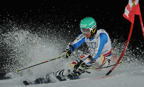 Neureuther wins parallel slalom in Munich