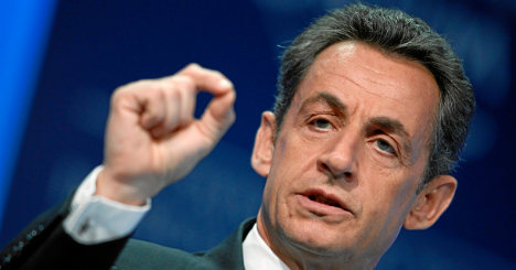 Sarkozy's next move: Is he off to London?