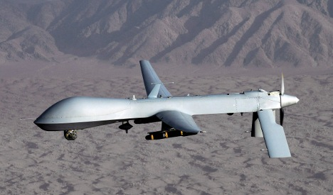 Germany to buy first armed drones