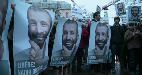French journalist to head home after release in Iraq