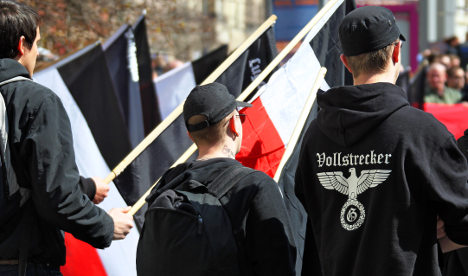 Neo-Nazis blamed for stunting east Germany