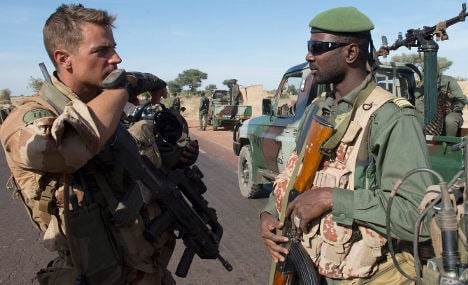 Germany approves 330 troops for Mali