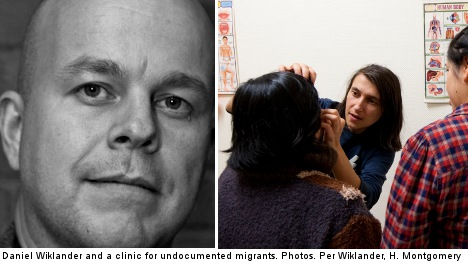 'Undocumented migrants are not the problem'
