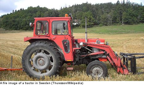 Swedes slam 'outdated' farming subsidies
