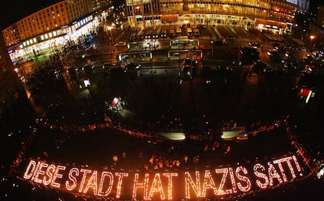 Neo-Nazis to march as Dresden marks bombing