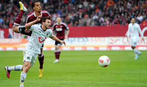 Nuremberg pull Hannover to late draw