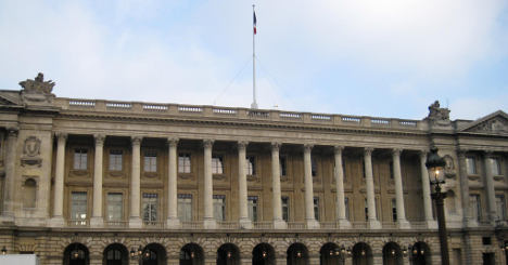 Crillon 'palace' hotel auctions luxury items
