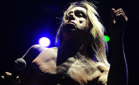 Iggy Pop's top song 'a hymn to Berlin's trains'