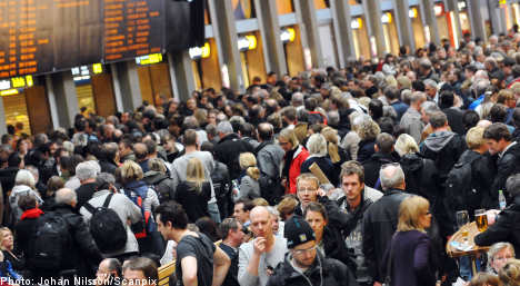 Train punctuality a matter of definition