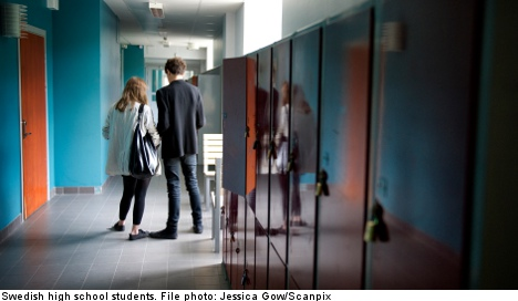 One in 30 students has had a relationship with a teacher
