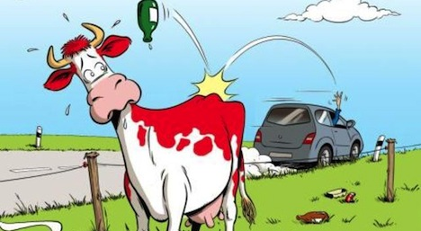 Swiss farmers campaign against 'meadows mess'