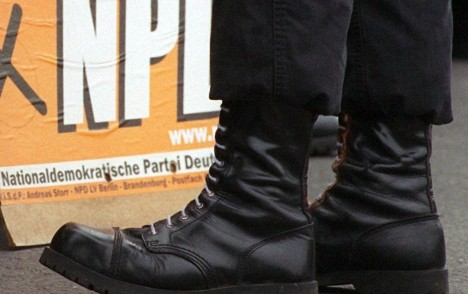 Minister: neo-Nazi violence up in 2012