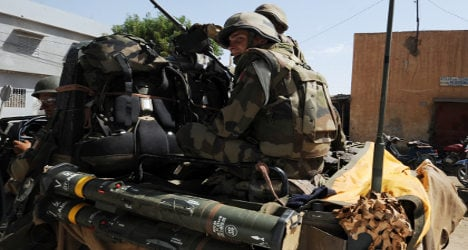 France to return sovereignty to Mali in 'coming days'