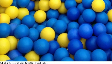 Ikea not guilty in ball-pit discrimination suit