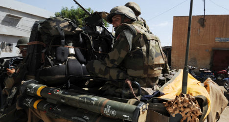 Fourth French soldier killed in Mali operation