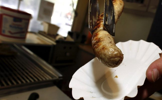 Swiss study: Death risk for sausage eaters
