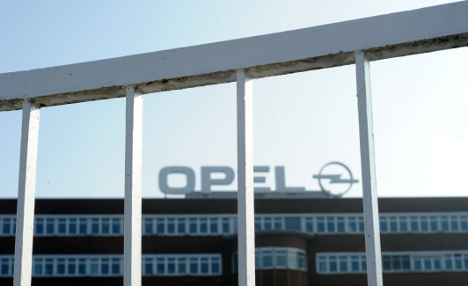 Opel to end Bochum car production in 2014