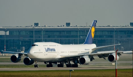 Lufthansa cuts flights and services to Berlin