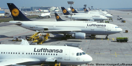 Swedes' Germany trips cancelled due to strike