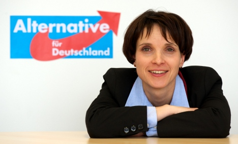 Anti-euro party aims to tip German election