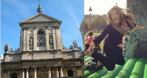 'Paris is pricey, but it's the best city for students'